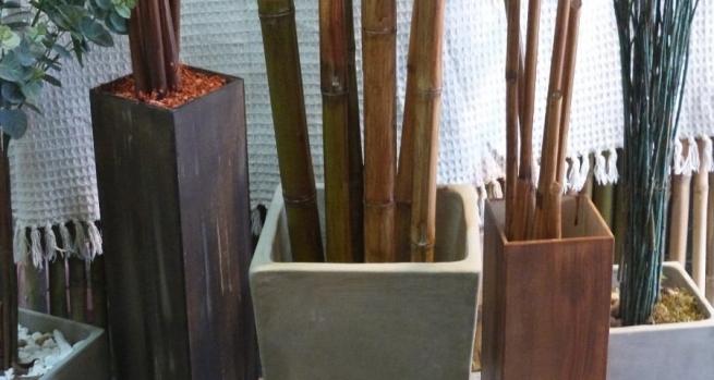 15 ideas para decorar con bamb alto lago privada for Bambu seco para decoracion