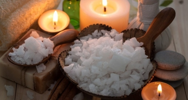 Aprende a preparar sales de ba o para relajar cuerpo y mente alto lago privada residencial - Relajar cuerpo y mente ...