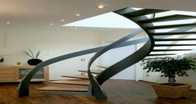Dise os de escaleras formas y estilos alto lago privada for Formas de escaleras de concreto