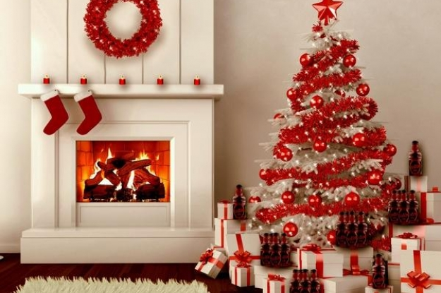 10 elementos indispensables para la decoraci n de navidad for Decoracion hogares de lena