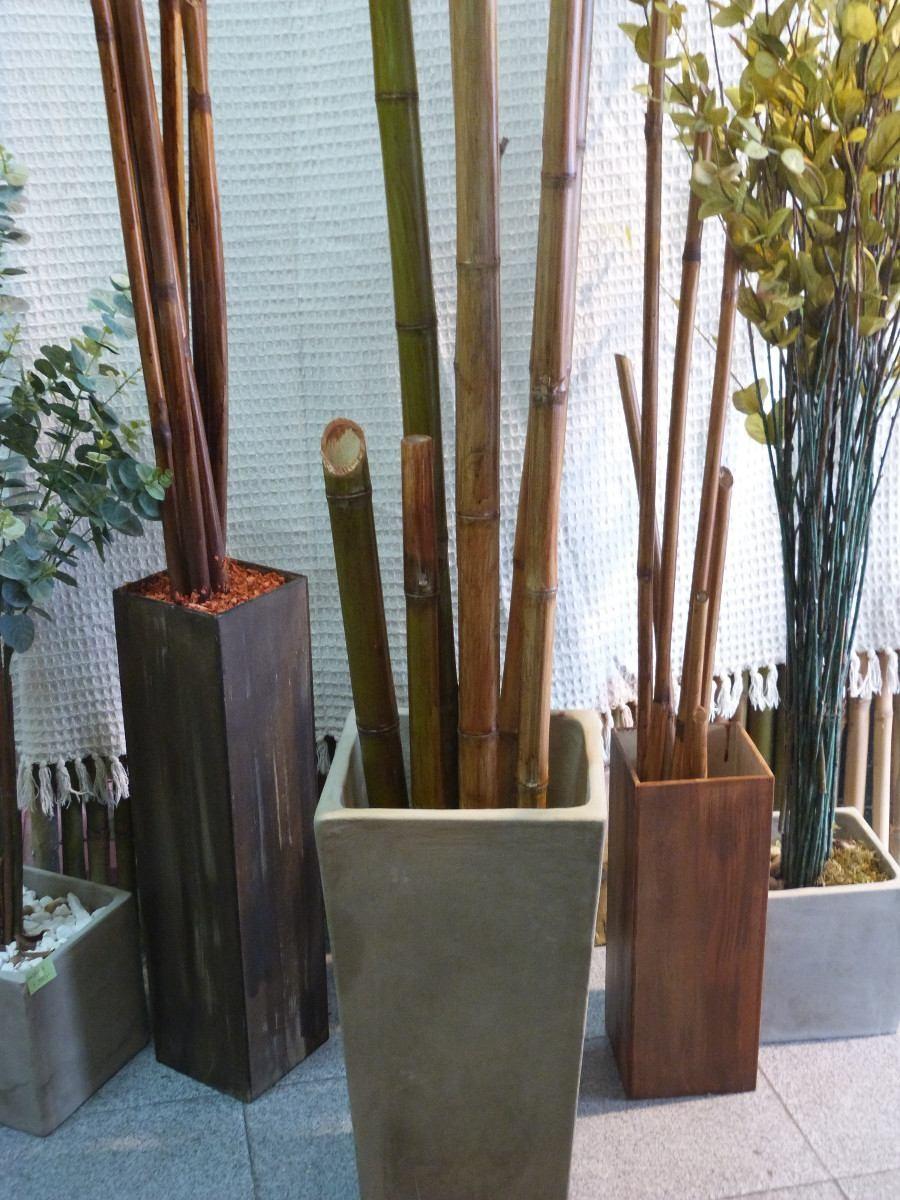 15 ideas para decorar con bamb alto lago privada for Ar 15 decorations