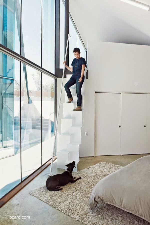 Modelos de escaleras para interiores alto lago privada for Diseno de escaleras interiores minimalistas