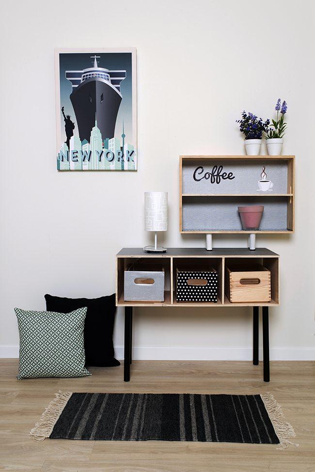 diy construye un mueble con cajas de madera al m s puro