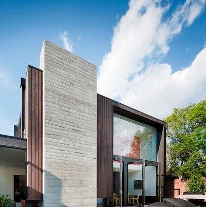 Dise o arquitect nico para fachadas de casas residenciales for Diseno de fachadas modernas