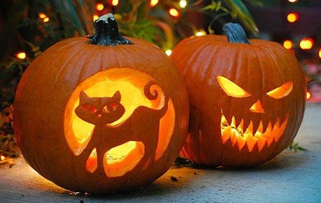 Hazlo t mismo calabaza de halloween alto lago privada for Como decorar una calabaza original