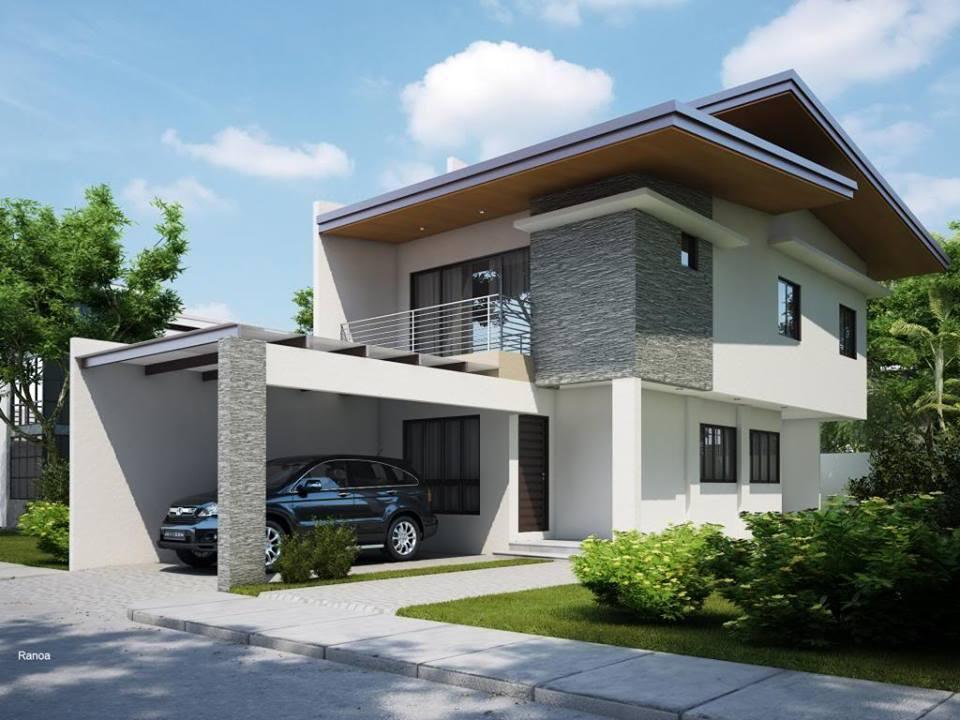 Ideas de dise o y arquitectura de exteriores para casas Casa y ideas
