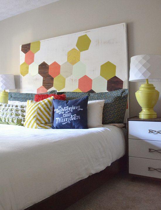 Ideas de cabeceros de cama great excellent amazing best - Ideas cabecero cama originales ...