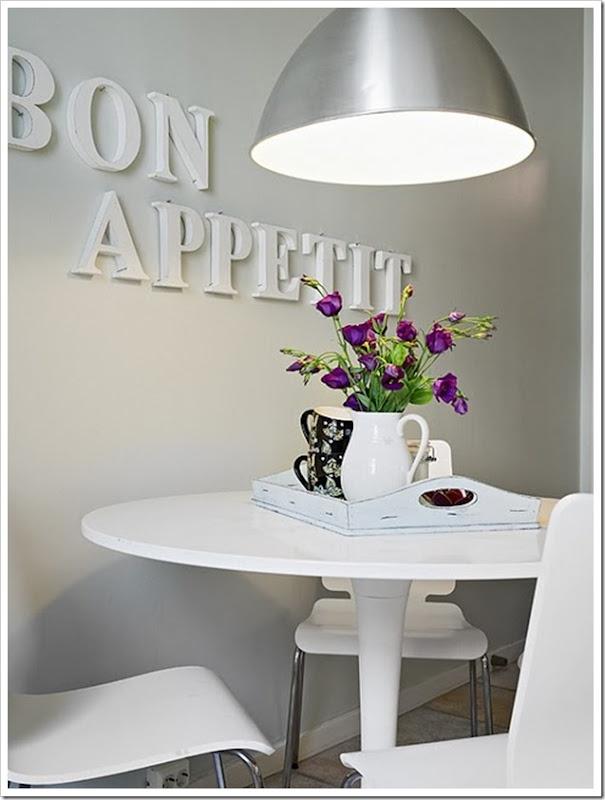 Ideas para decorar con letras tus espacios esto lo hace - Trabajos de decoracion de interiores ...